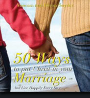photo of marriage book cover