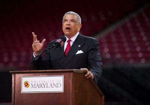 Maryland AD Kevin Anderson