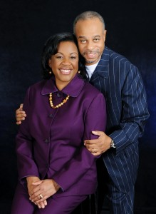 Pastor Jenkins & First Lady